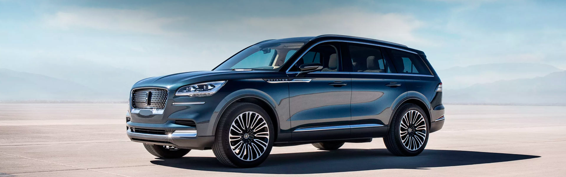 Сервис Lincoln Aviator